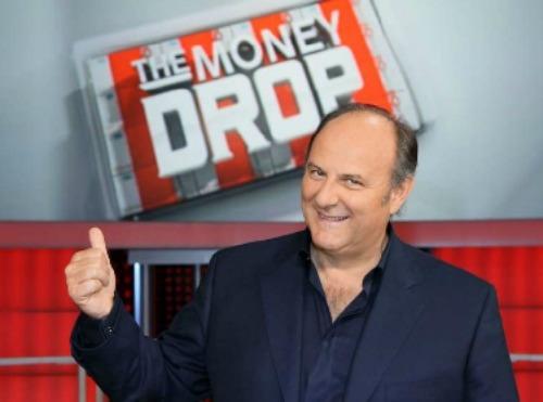 Il conduttore di The Money Drop Jerry Scotti