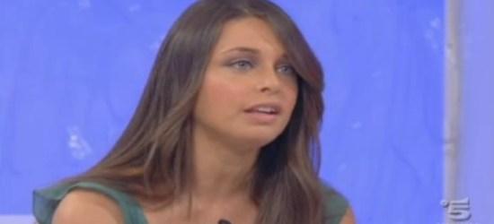 Chiara Carlini sul trono rosa