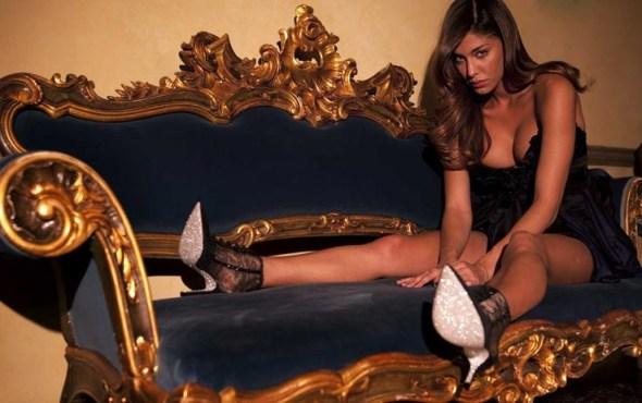 Belen Rodriguez sexy iena