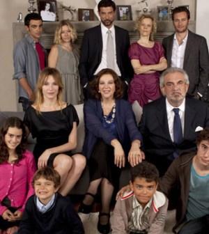 foto una grande famiglia serie tv rai uno