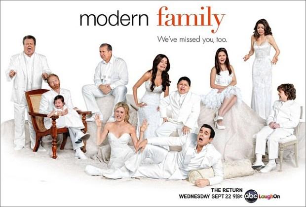 Torna Modern Family