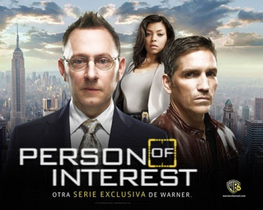 Person of interest su Premium Crime e Mediaset Italia 2