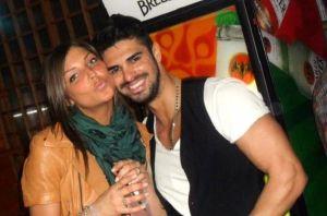 Cristian Galella e Tara un amore tra serate in discoteca