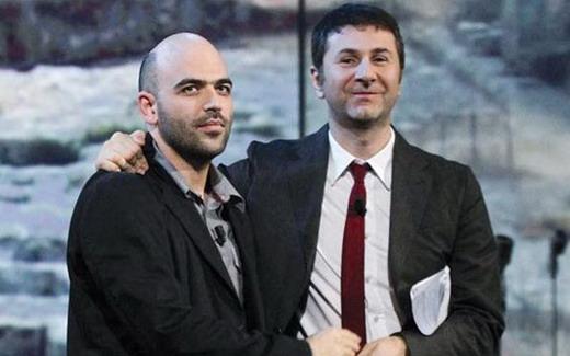 Quello che (non) ho: la coppia Fazio-Saviano di nuovo in tv