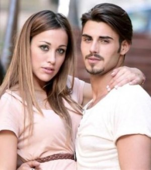 Francesco Monte e Teresanna Pugliese di Uomini e Doonne