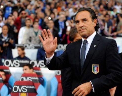 Prandelli deluso dopo Italia-Croazia