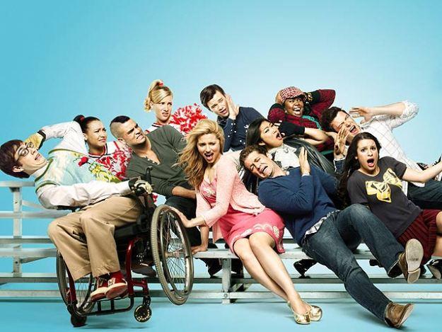 Cast di Glee