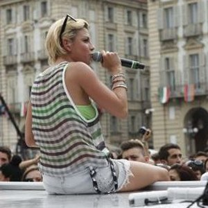 emma marrone mtv days twitter fedez lite conferenza stampa