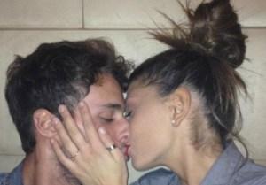 Giorgia Lucini e Manfredi Ferlicchia amore lontano dal mondo dello spettacolo