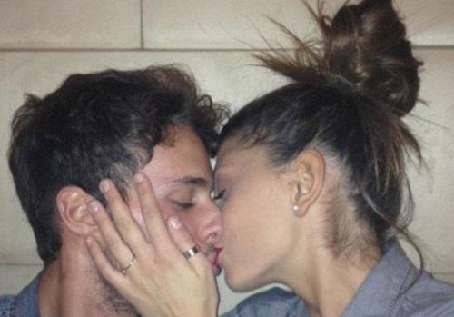 Giorgia Lucini e Manfredi Ferlicchia un anno d'amore