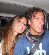 Foto Ilaria Natali e Pietro Titone genitori