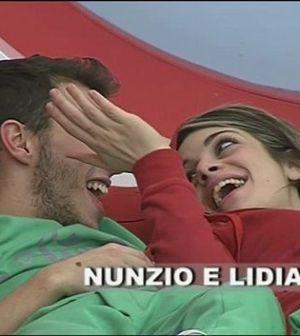 Foto di Nunzio Perricone e Lidia Pastorello ad Amici 11