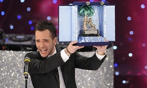 Tony Maiello vince sanremo 2010