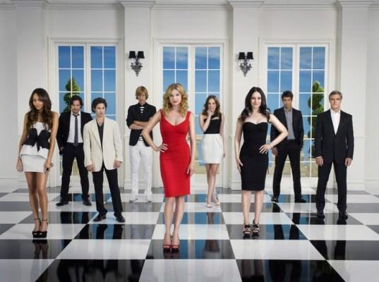 foto della serie tv revenge