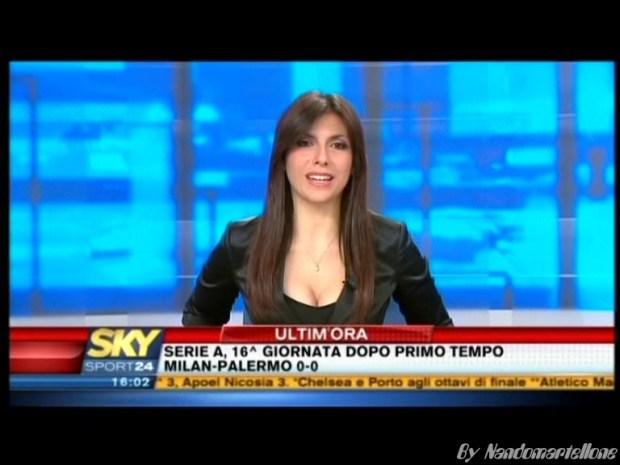 Sara Benci, Sky Sport 24