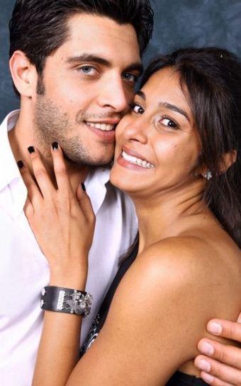 Foto di Sabrina Mbarek e Vito Mancini Grande Fratello 12
