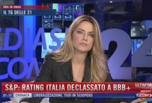 Alessandra Viero conduce Domenica 5