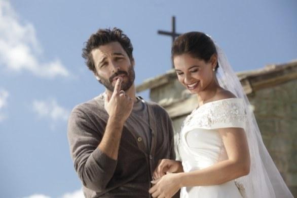 Fiction Sposami in onda da martedì 13 settembre, con Pecci e Chillemi