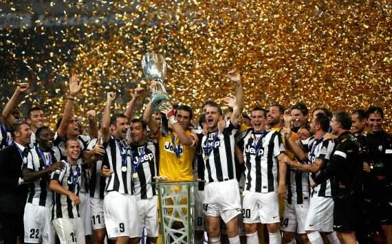 Supercoppa Tim 2012 Juventus-Napoli