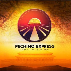 Pechino Express Logo RaiDue Adventure Reality Emanuele Filiberto Principe