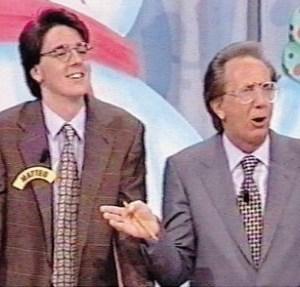 Matteo Renzi e Mike Buongiorno