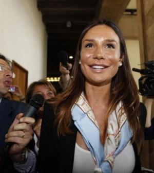 Nicole Minetti incontra Lele Mora