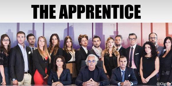 the apprentice italia concorrenti flavio briatore cielo tv schede cast