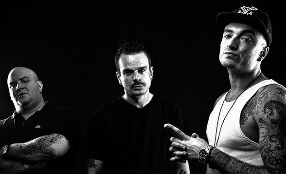 Foto dei Club Dogo, cantanti rap