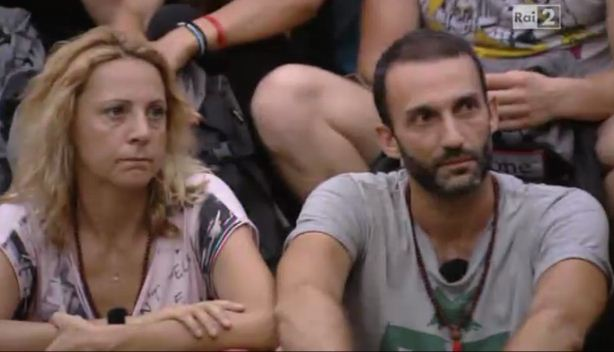 Foto di Debora Villa e Alessandro Sampaoli primi classificati