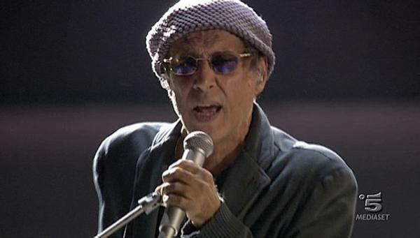 Rock Economy: accusa di plagio per Adriano Celentano