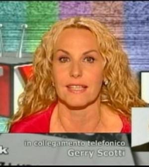 Foto Tv Talk Antonella Clerici vs Gerry Scotti