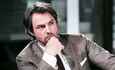 Ris Roma 3 Alberto Rossi è il Professor Greco