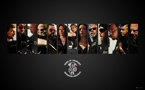 foto serie tv sons of anarchy