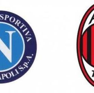 Napoli-Milan, tredicesima giornata
