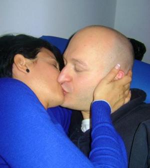 Foto Manolo Riboni e Tanya Carone
