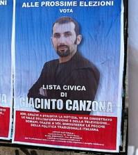 giacinto canzona manifesto