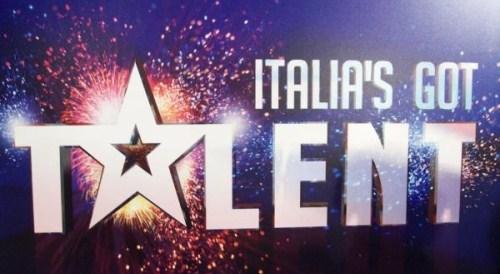 Italia's got talent logo
