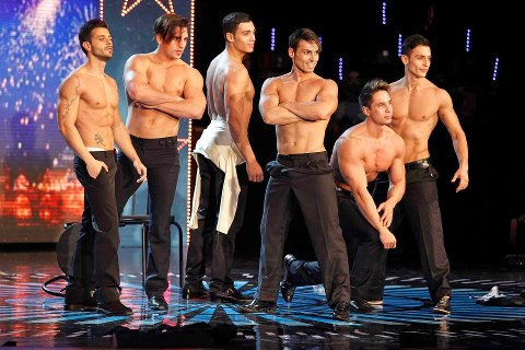 Italia's Got Talent Next Gogo Boys