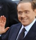 L'ex premier Silvio Berlusconi