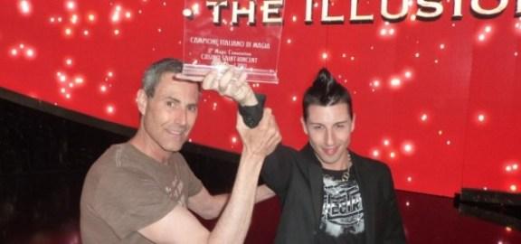Foto de La Grande Magia - The Illusionist arriva su Canale 5