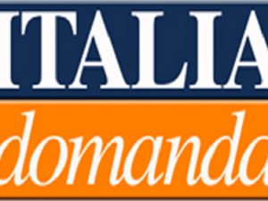 foto del logo di italia domanda