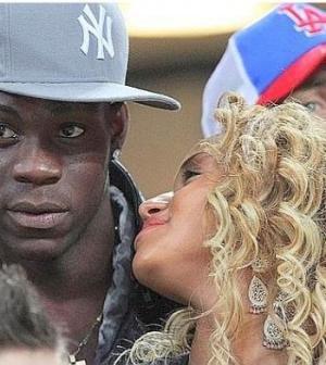 Mario Balotelli e Fanny