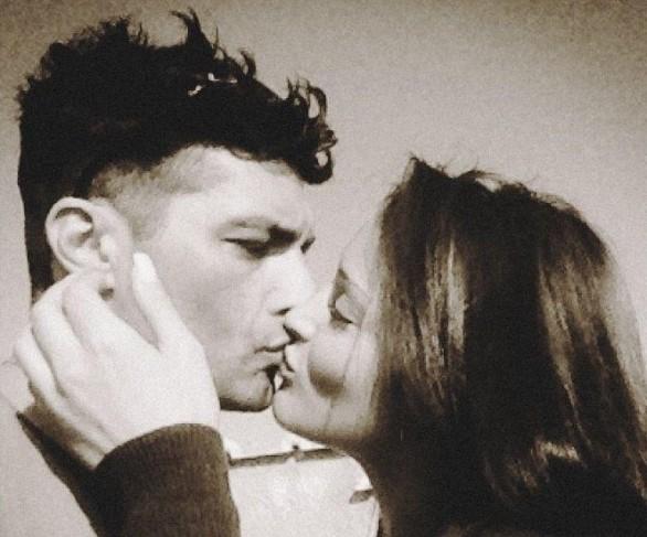 Diletta Pagliano si consola con Giorgio Alfieri