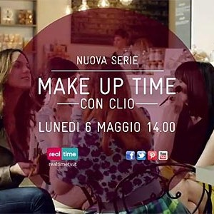 make up time con clio realtime tv cliomakeup