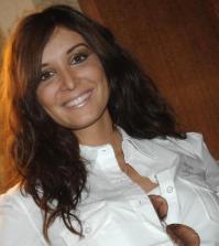 Alessandra Pierelli incinta