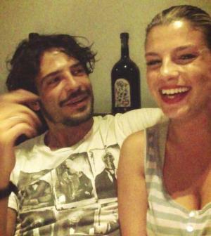 Marco Bocci ed Emma insieme