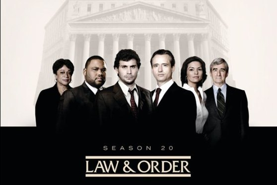 foto serie tv law & order