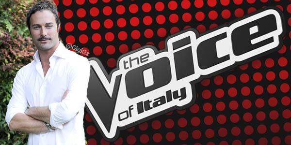 the voice of italy 2 conduce flavio montrucchio