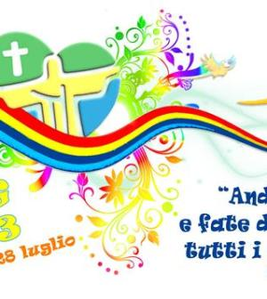 foto della giornata mondiale della gioventù rio de janeiro