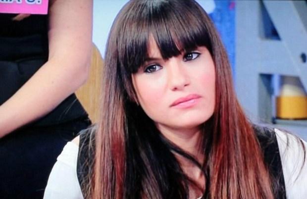 Claudia D'Agostino sogna di fare l'attrice